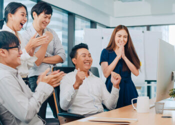 """Human resources management in the """"new normal"""" – When technology connects people"""